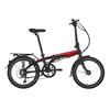 tern Link D8 DR - Vélo pliant - rouge/noir